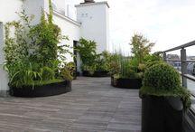 Terrasser / Idéer til terrasse design og indretning