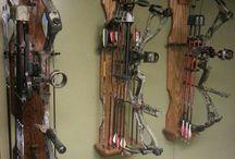 Blach arrow / Compound da caccia