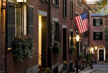 Boston Living / by Literary Traveler
