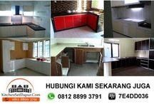 kitchen set tanggerang