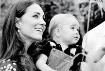 The Royal Family / by Carole Mackey