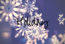 H O L I D A Y / Holiday