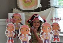 Kids 2015 Pirate Party