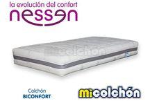 Nessen, la evolución del confort. / Nessen le garantiza un soporte de alta precisión y adaptabilidad inteligente que garantiza una relajación muscular total.