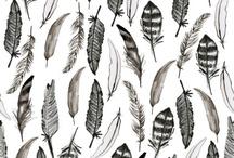 textil-print design