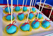 yummy cake pops