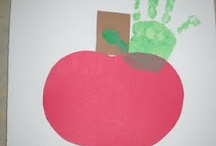 A Smorgasboard Of Apples / If you teach about apples or teach an Apple Research Project,  this board is for you!  Featuring science experiments, books, lesson plans, activities and centers for apples!