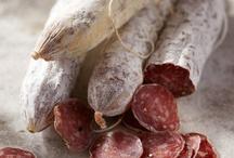 Wurst / Wurstige Leckereien, am liebsten hausgemacht und andere Spezialitäten