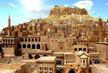 The Ancient City Mardin / MARDIN-TURKEY