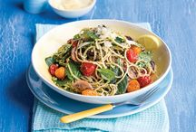 Healthy dinner recipes / Try out these inspirational dinner recipes and make your midweek meals more healthy and exciting. Taken from our sister magazine Healthy Food Guide http://www.healthyfood.co.uk