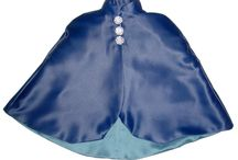 Blueberry Cape / BLUEBERRY CAPE PROMISES:  A HAND-CRAFTED, ONE OF A KIND PIECE Blueberry Cape's beautiful products emulate a passion for old world couture and a love of children and fairytales. Each design is carefully executed with a keen attention to detail and an extravagant approach to beauty.  ELEGANT PACKAGING Each delivery is packaged exquisitely, which is an experience in itself to unwrap.