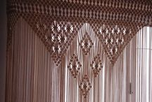 macrame cortinas