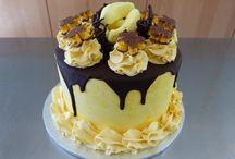 Cakes/Cupcakes/Fillings/Icings