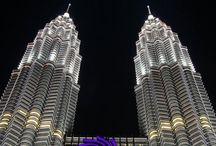 Malasia.  / Un país de contrastes.