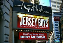 Broadway shows I've seen / by Leah Masterson