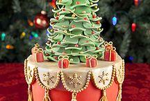 Yeni yıl pasta