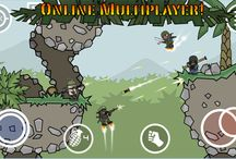 Mini Militia / all you need to know about mini militia aka doodle army 2 game. Get all the avatar names, cheats, hacks, mod apk and much more for android and ios.