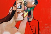George Condo Art