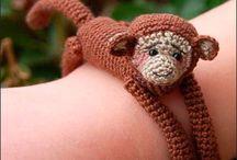 Cute Crochet! / by Marianne Loose