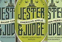 Jester & Judge Cidery / Columbia Gorge, WA