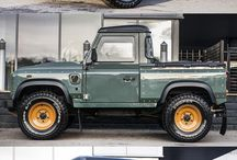 Land Rover Series 2 Short Pick Up