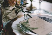 Bohemian Inspired Styled Shoot / For May 12th, 2016