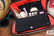 Our Makeup bags