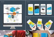 L.POINT 엘포인트 / LOTTE Members L.POINT I L.pay Brand Design