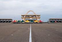 Accra, Ghana / by Key Ghana