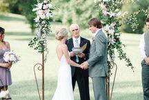 Bruiloft plaats