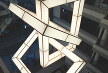 LIGHTING / ARCHITECTURES OF PAPER / LIGHTING PAPER DECORATION PROCEDES CHENEL