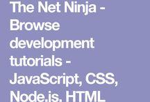 ● nerd: web development.