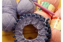 Loom Knitting / by Andrea Mielke Schroer