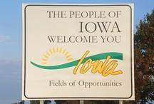 Iowa / by Portia Sanchez