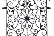 Wrought iron ideas / Patterns and ideas