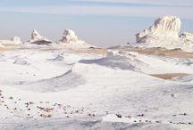 Egypt - White desert