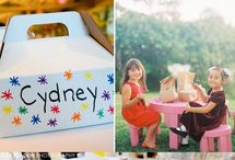 Children at weddings / With our event nannies and wedding crèche service we can look after the children at your wedding. We put the smiles on little faces.