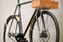 Bikes / by Taage Holmquist