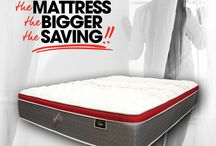 JULY 2016 / The Bigger the Mattress the Bigger the Savings!!! Save BIG time at Beds R Us in JULY! 30-50% - the Bigger the Mattress, the Bigger the Discount. Head to your local Beds R Us to find out more.