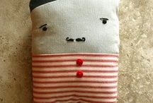 Cute pillows / Pillows and plush / by Ceci Beduchaud Zambra