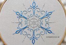 abstratos bordar