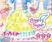 Aikatsu Card - Angely Sugar