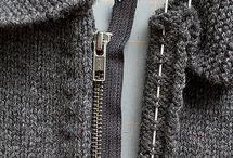 Zipper tips / tutorials and DIY how to mount a zipper
