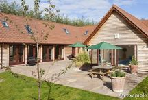 Crowcombe / Somerset Self catering lodge sleeps 14 with private indoor pool