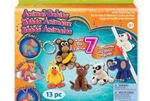 Polymer fun for Kids