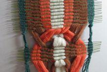 Decorativo telar