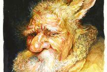 Omar Rayyan Art