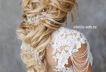 Esküvői frizurák