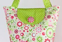 šití tašky