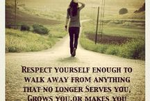 Quotes and Self Loving / Inspiration to love oneself, one's partner and one's community...
